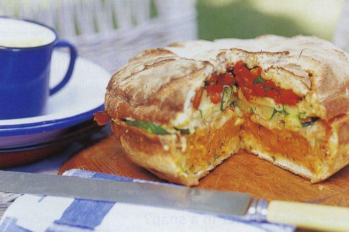 Picnic Bread recipe