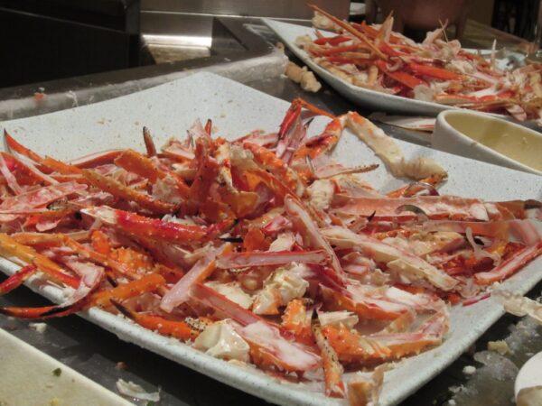 giant crab recipe