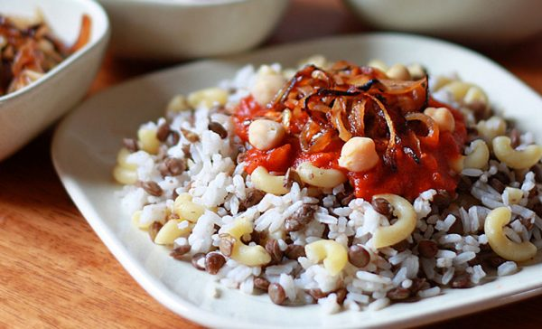 koshari recipe