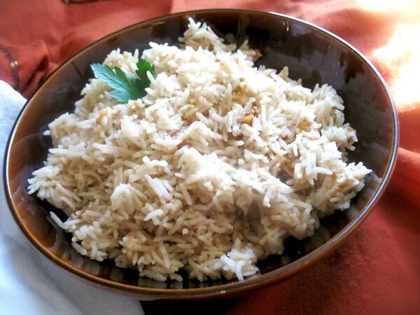 Peanut Butter Rice