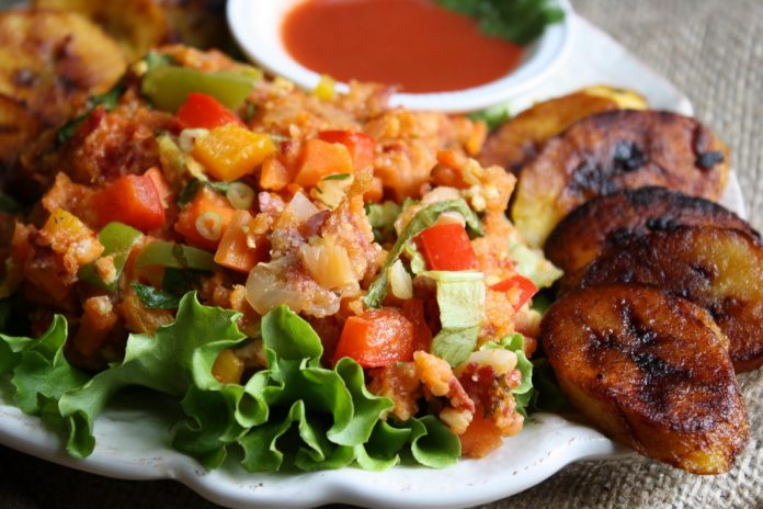 ivory coast salad recipe