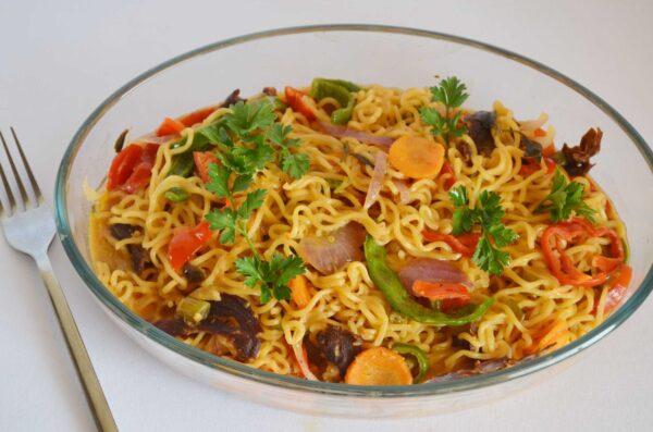 Kilishi Noodles