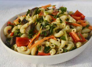 zogale salad