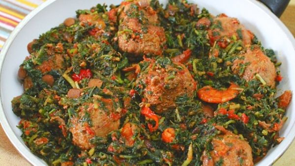 efo riro soup recipe
