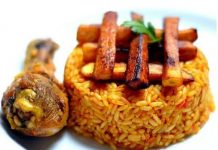 jollof rice recipe