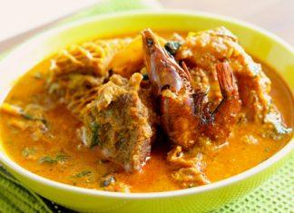 groundnut soup recipe