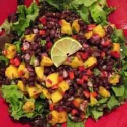 African Mango Salad
