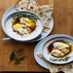 Çılbır (Turkish Eggs)