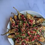 marinated-eggplant-with-garlic-walnuts-and-pomegranate